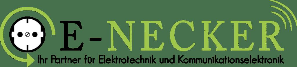 E-Necker; Logo Impressum