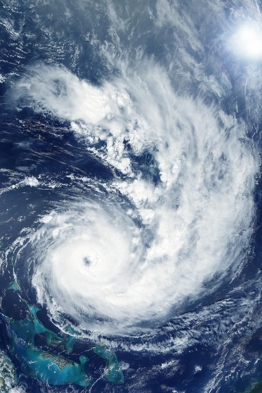 Sturm Sabine und die Wetterstation